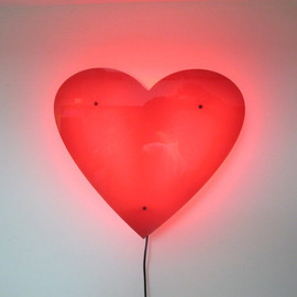 andrewomalley - Animated LED Heart Lamp