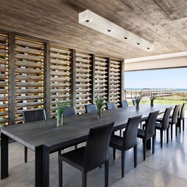Piersons Way Residence in East Hampton, NY by Bates Masi Architects