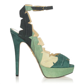 CHARLOTTE OLYMPIA - Leaf Shoes