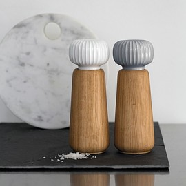 Kahler - salt and pepper mills