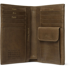 Maison Martin Margiela - Leather Travel Wallet