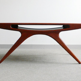 C.F.Christensen - Johannes Andersen Coffee Table(Teak)