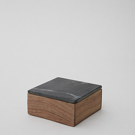 Nordstjerne - Wooden Box With Marble Lid
