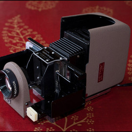 Minolta - Mini 35 slide projector