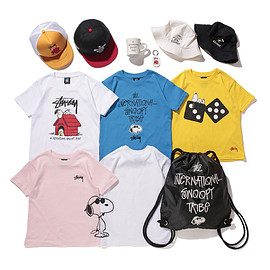STUSSY KIDS × PEANUTS - Stüssy Kids Peanuts Collection