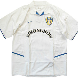 NIKE - Leeds United Home 2002-2003 Uniform