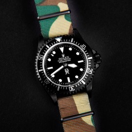 ROLEX - Blender Agency x Prohunter Rolex Military Submariner