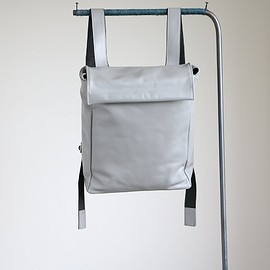 Maria Jobse - Backpack Large #ash/cow leather