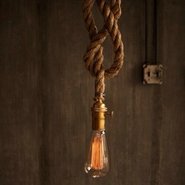 UNKNOWN - Rustic Rope Light