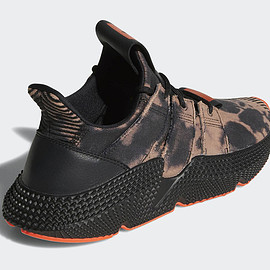 adidas - Prophere - Core Black/Core Black/Solar Red