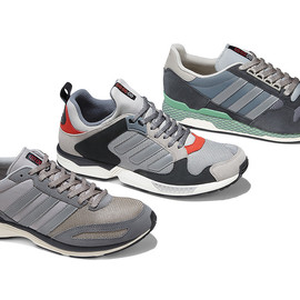 "adidas - adidas Originals 2013 Fall/Winter ""RUN THRU TIME"" '80s Pack"