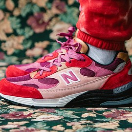 "New Balance, DON'T BE MAD - 992 ""ANATOMY OF A HEART"""