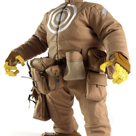 threeA Toys - ADVENTURE KARTEL AnkouEX THRUXTON INDUSTRIAL ARMY HIRE