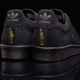 adidas originals - SUPERSTAR 80's (City Pack) - NEW YORK
