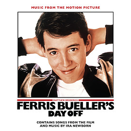 Ira Newborn - Ferris Bueller's Day Off: Music From The Motion Picture - Limited Edition