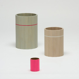 Karimoku New Standard - Colour Bin Designed by Scholten & Baijings