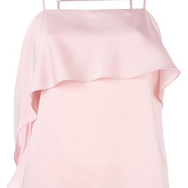 Elizabeth And James - ruffle detail top