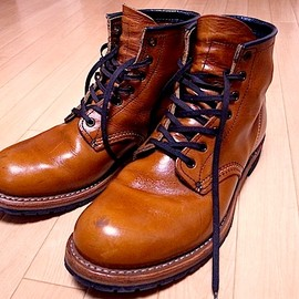 RED WING SHOES -  BECKMAN BOOTS STYLE NO.9013