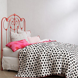 Dot Quilting Bedcover