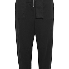 3.1 Phillip Lim - Cotton-twill tapered pants