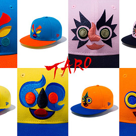 NEW ERA - Taro Okamoto 2017 ss collection