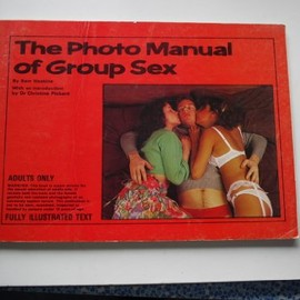 Sam Haskins - The Photo Manual of Group Sex