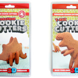 Dinosaur Cookie Cutter - Dinosaur Cookie Cutter