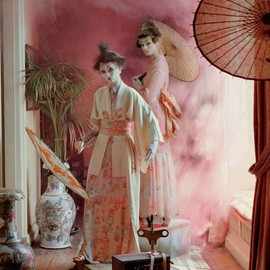 Tim Walker - Mechanical Dolls for Vogue Italia October 2011