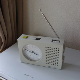 Panasonic - Clock Radio