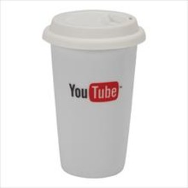 Google - You Tube Takeaway Mug