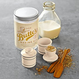 Williams Sonoma - D.I.Y. Butter-Making Kit