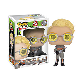 FUNKO - POP! - Movie Series: Ghostbusters (2016) -  Jillian Holtzmann