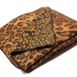 Needles - Wool Blanket - Leopard