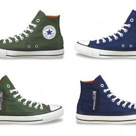 CONVERSE - CONVERSE CHUCK TAYLOR ALL STAR CIGARPOCKET HI GREEN & NAVY