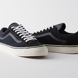 Steven Alan & Vans Vault - Steven Alan & Vans Vault Come Together for Limited Edition Collaboration