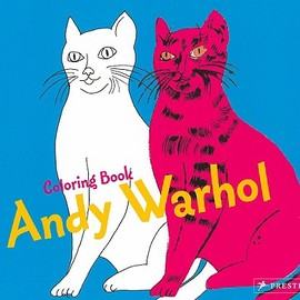 Andy Warhol - Coloring Book