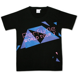 Perfume - Perfume WORLD TOUR 1st Tシャツ