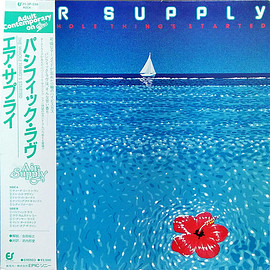 Air Supply - The Whole Thing's Started