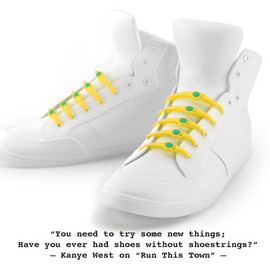 Design project in Brooklyn, NY by Mariquel & Gaston - HICKIES - TURN YOUR KICKS INTO SLIP-ONS A Product