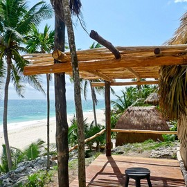 Papaya Playa Project - Tulum, Mexico, Pop-up Hotel, Summer vacation with Arrow