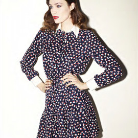 Vanessa Seward for A.P.C. - floral dress