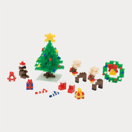 MoMA STORE - ナノブロック クリスマスセット 2014