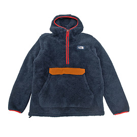 THE NORTH FACE - Boa Hoody - Navy/Brown/Red