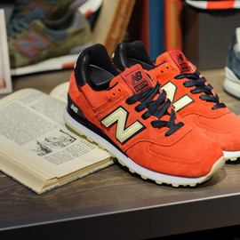 New Balance - New Balance Made in USA Authors Collection Preview Recap