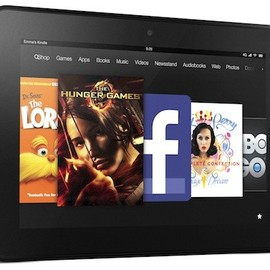 Amazon - Kindle Fire HD