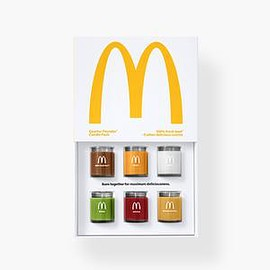 golden arches unlimited - Quarter Pounder Scented Candle Pack