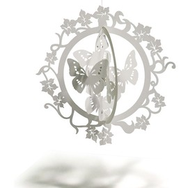 PAPER & ARTS - paper mobile-butterfly  https://paper-and-arts.amebaownd.com