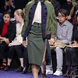 Sacai - SPRING/SUMMER 2015READY-TO-WEAR