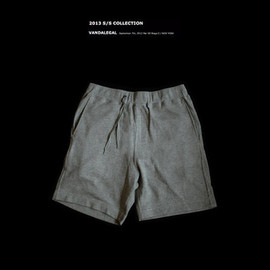 N.HOOLYWOOD - SWEAT SHORTS