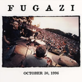 FUGAZI - 10/30/96 SAPPORO, JAPAN COUNTERACTION